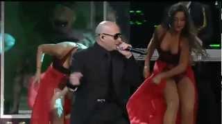 Premios Billboard 2012 | Pitbull, Sensato, 3BallMTY y El Bebeto [EN VIVO] | TVTelemundo