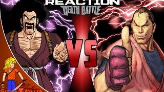 Hercule Satan VS Dan Hibiki | DEATH BATTLE! Reaction