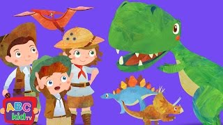 Dinosaurs Song - ABCkidTV