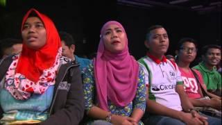 MeleTOP - Persembahan LIVE Sandra 'Hey! Kau' Ep168 [19.1.2016]