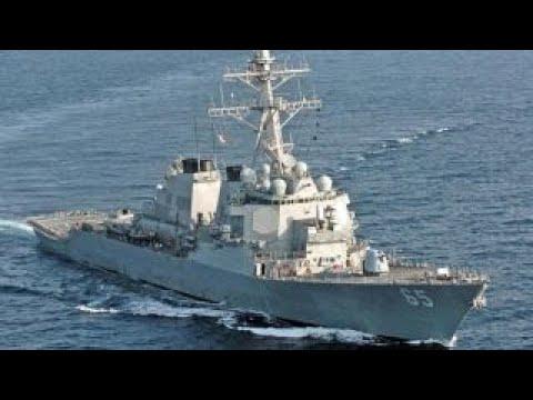 Xxx Mp4 Japanese Tug Collides With US Navy Destroyer Near Japan 3gp Sex