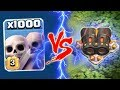 Download Video Momen COC Lucu - 1000 Botaks Vs Meriam Ganda - Clash Of CLans Indonesia 3GP MP4 FLV