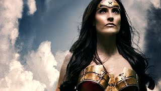 Wonder Woman Pilot 2013 Rileah Vanderbilt