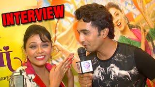 Prarthana Behere & Vikas Patil On Tujhya Vin Mar Javaan - Music Launch - Marathi Movie