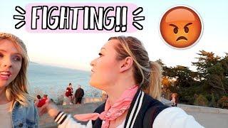 How Ashley and I Fight!! AlishaMarieVlogs