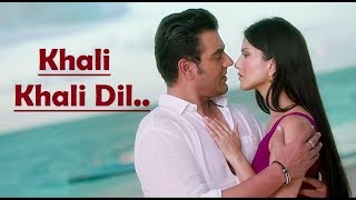 Khali Khali Dil Lyrics Translation - Armaan Malik & Payal Dev - Tera Intezaar - Latest Song 2017
