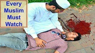 নামাজে গেলে তো গার্লফ্রেন্ড চলে যাবে | Ramadan Special | Bangla Islamic Short Film| SamsuL OfficiaL