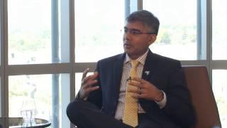 Ashish J. Thakkar & EY Interview on Opportunities and Challenges for Entrepreneurs