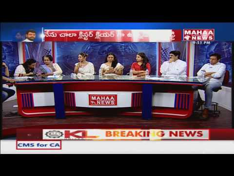 Xxx Mp4 Gabbar Singh Gang Fires On Sri Reddy In Live Debate PTM 3gp Sex
