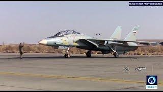 Iran Young technicians managed to overhaul F-14 Persian Tomcats, TAB 8 Isfahan بازسازي اف چهارده