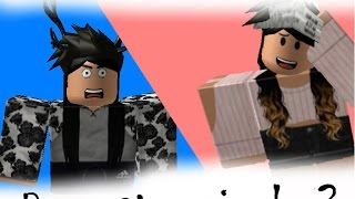 [ROBLOX SERIES]My best friend becomes...[EP2]
