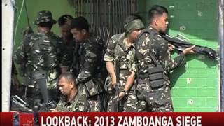 LOOKBACK: The 2013 Zamboanga siege