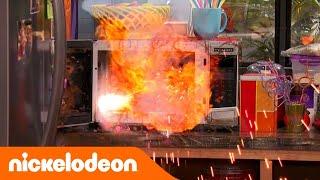 Henry Danger | Disastro Col Microonde | Nickelodeon Italia