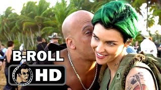 XXX: RETURN OF XANDER CAGE B-Roll Footage (2017) Vin Diesel, Donnie Yen Action Movie HD