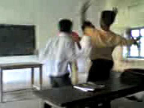 class room dance