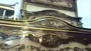 غرف نوم دمياطى معرض موبليات الجلادى للاثاث والديكور الدمياطى