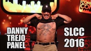 Danny Trejo Panel at Salt Lake Comic Con 2016