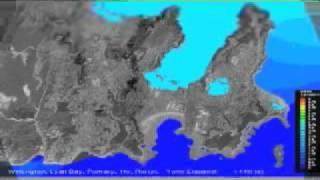 NIWA tsunami animation