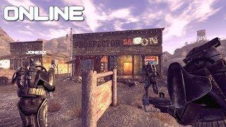 Fallout New Vegas Multiplayer