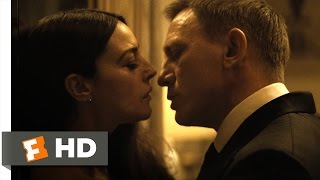 Spectre - Seducing Lucia Scene (3/10) | Movieclips