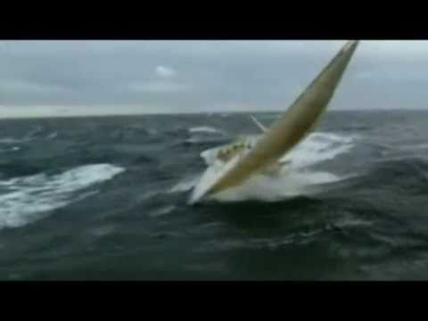 Extreme Sailing and offshore sailboat racing