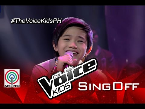 """The Voice Kids Philippines 2015 Sing-Off Performance: """"When You Believe"""" by Francis"""