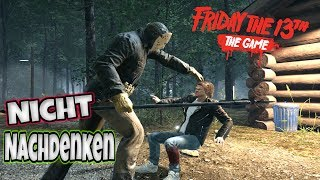 Friday the 13th: The Game # 53 - Nackt am Fallschirm