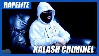Kalash Criminel : sa mixtape, 10 12 14, Kaaris, le foot, RDC 243, De La Villardière à Sevran, la fac