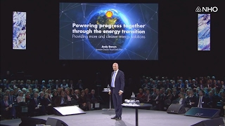 Andy Brown: Powering Progress Together through the Energy Transition