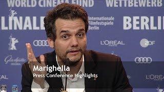 Marighella | Press Conference Highlights | Berlinale 2019