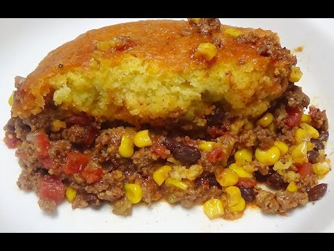 My Recipe for Mexican Cornbread Casserole One Pot Meal that s Easy to Make
