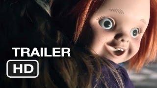 Curse Of Chucky TRAILER 1 (2013) - Chucky Sequel HD