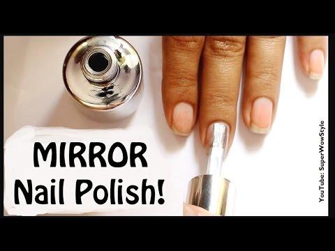 Xxx Mp4 Mirror Nail Polish Indian Fashion Beauty Blogger Superwowstyle Prachi 3gp Sex