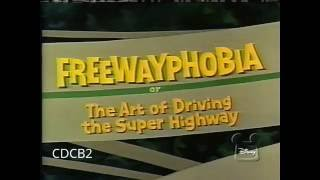 Freewayphobia (1965) Opening and Closing Titles (HQ)