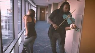 Violin x Dance Freestyle w/ Amymarie Gaertner (Deorro - Five Hours)