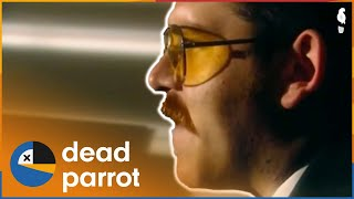 Back | Spaced | Series 2 Episode 1 | Dead Parrot