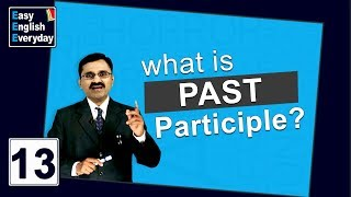 Spoken English learning videos |what is Past Participle |how to learn spoken English easily| English
