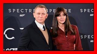 007 Spectre: Monica Bellucci e Daniel Craig sul red carpet a Roma, intervista