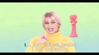 [Portuguese] Abecedario da Xuxa - Legendado