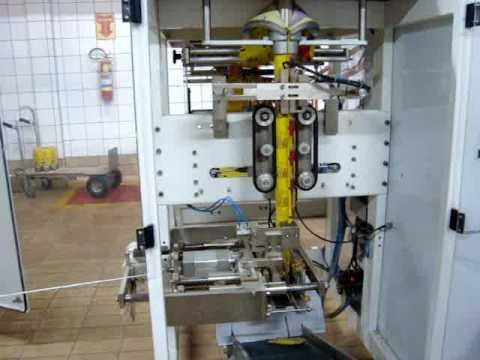 Maquina envasadora de Especiarias até 100 gramas SCE