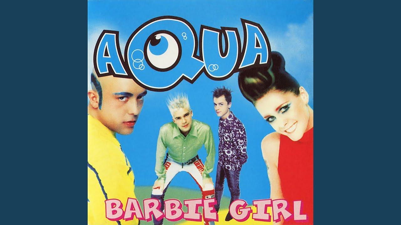 Barbie Girl (Original Extended Mix) - Aqua