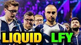 LIQUID vs LFY - MIRACLE IS DOING IT TI7 Main Event Bo3 [Game 2]