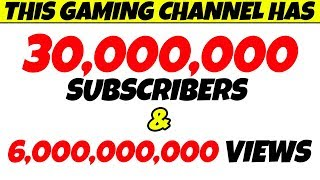 10 Biggest GAMING CHANNELS on Youtube (RIGHT NOW)   Chaos