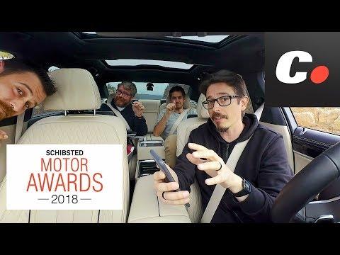 Xxx Mp4 ¡GANA EL NUEVO SEAT ARONA Schibsted Motor Awards 2018 Coches Net 3gp Sex