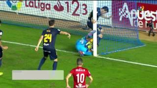 Resumen de UCAM Murcia vs CD Numancia (3-2)