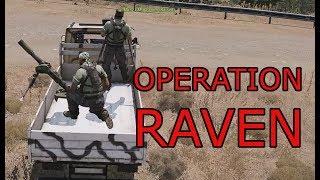Operation Raven: Arma 3 Zeus Vanilla AAF Operations