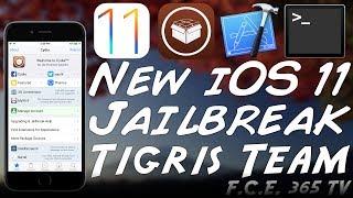 iOS 11 NEW Jailbreak Team (TIGRIS) (Legit Developers) Explained