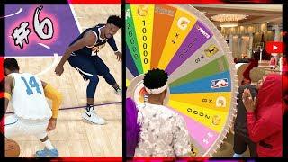 NBA 2k19 MyCAREER - Ankle Breaker Upgrade! Spin The Wheel Jackpot!?! Ep. 6