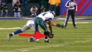 NFL Best Finger-tip Catches