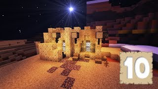 A HOME AWAY FROM HOME & LUCKY LOOT!! - Survival Let's Play Ep.10 - Minecraft 1.2